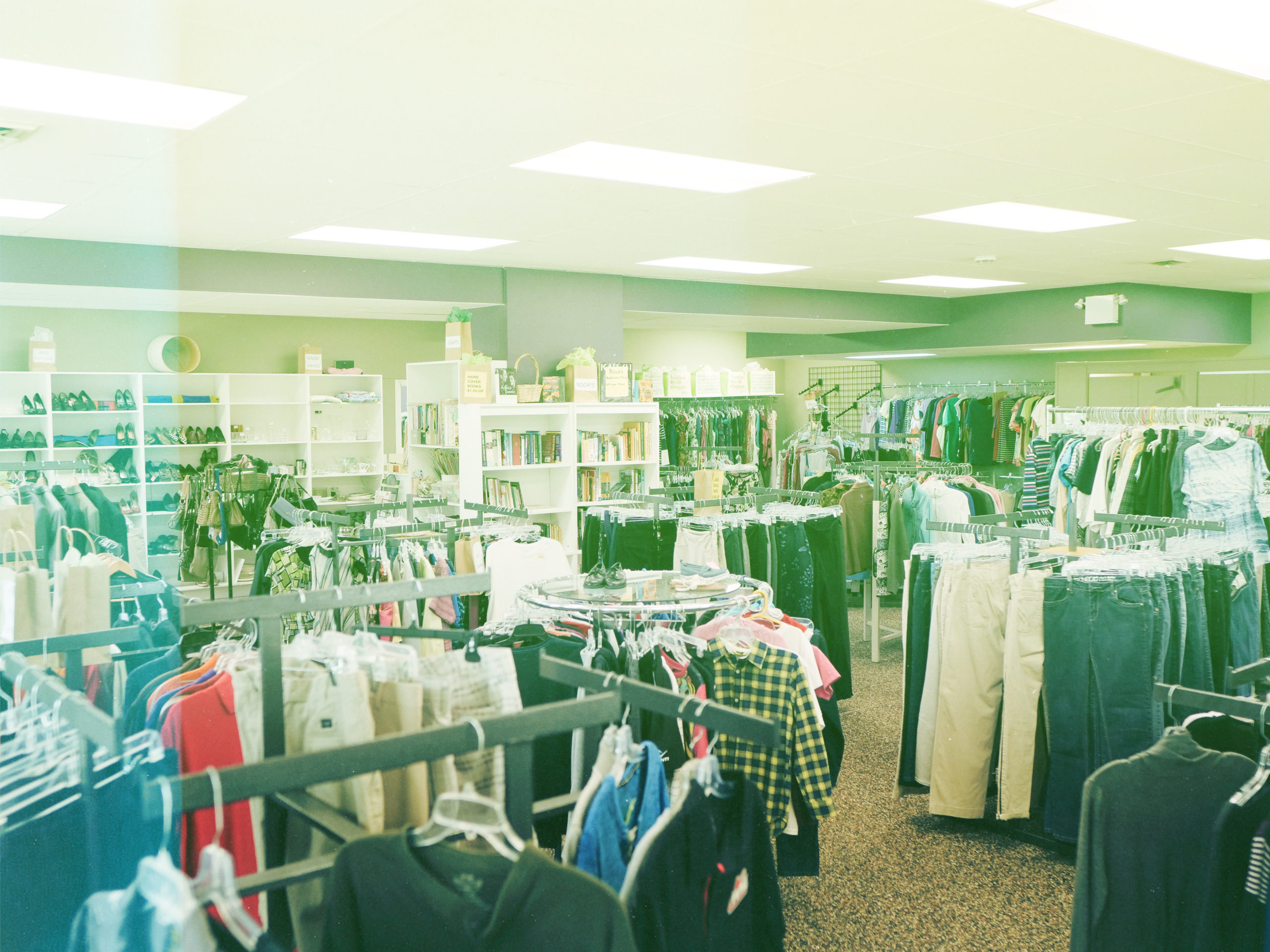 Hudson Thrift Shoppe