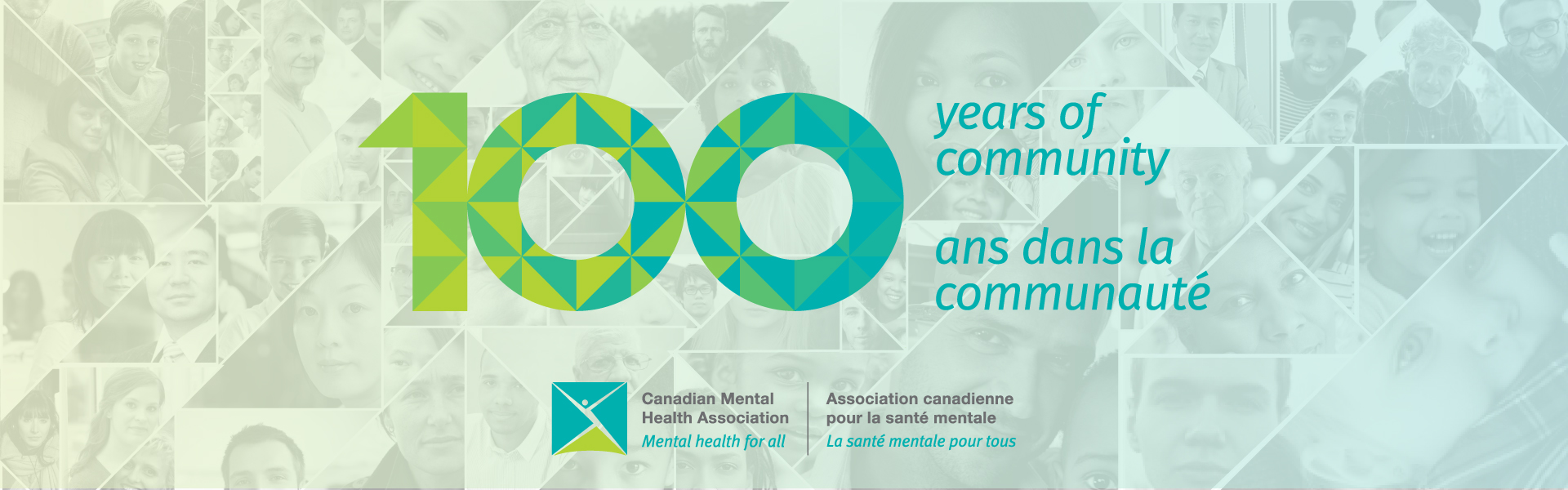 Celebrating 100 years of CMHA