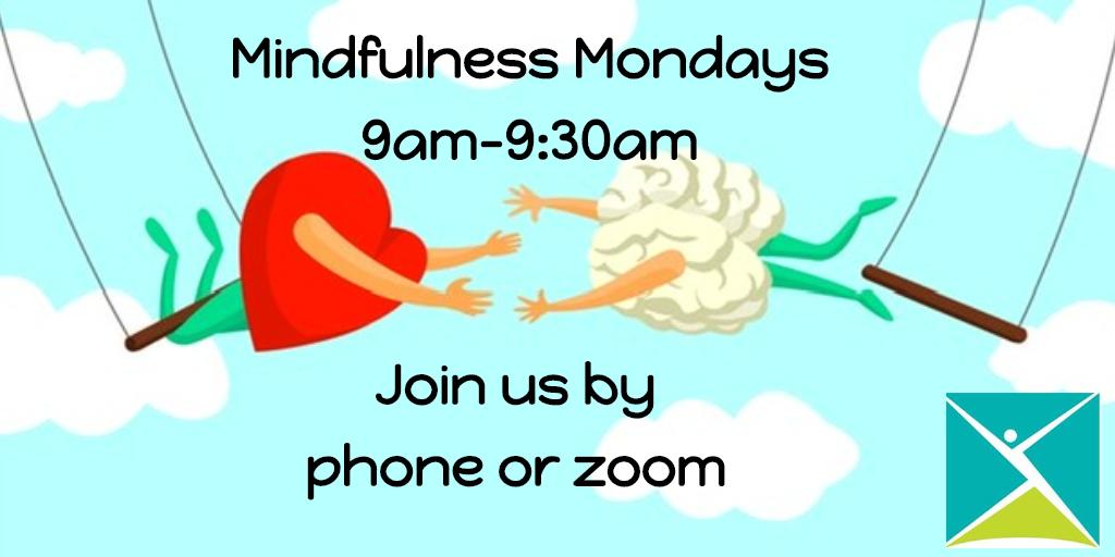 Mindfulness Mondays is Back!