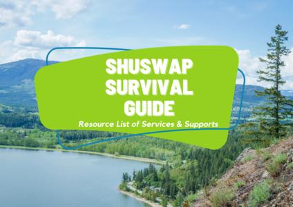 """Shuswap Survival Guide <span class=""""part2"""">2021</span>"""